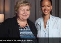 Rihanna serait à Dakar pour… et annonce un projet de 187 milliards au Sénégal