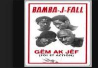Pindra annonce le retour sur scène du groupe Bamba J Fall