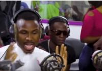 Dip Doundou Guiss explose le studio de Vibe Radio avec un New Freestyle 2018