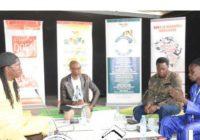 Didier Awadi,Fou Malade et le rappeur congolais Lexus Legal au cœur du débat''L'évasion des colons de la musique''