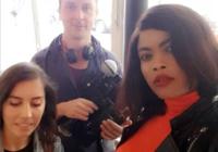 Déesse Major prépare son album qui sortira après les élections présidentielle de 2019