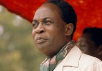 Portrait: KWAME NKRUMAH