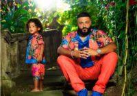 DJ Khaled dévoile le disque «Father Of Asahd»