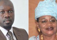 Affaire Sonko-Adji Sarr: Aïda Mbodji »il existerait un message censé prouver qu'il y a un complot contre le leader du Pastef»