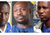 Guy Marius Sagna, Assane Diouf et Clédor Sène sont libres