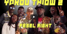 Découvrez la nouvelle vidéo Freestyle de FESEL RIGHT – YOKOU THIOW 2